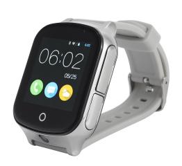 Купить Смарт часы с GPS трекером и камерой Smart Watch A19 grey