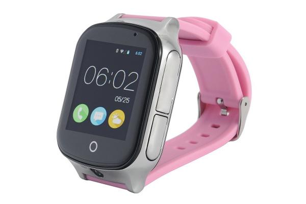 Детские смарт часы Smartix A19 Pink