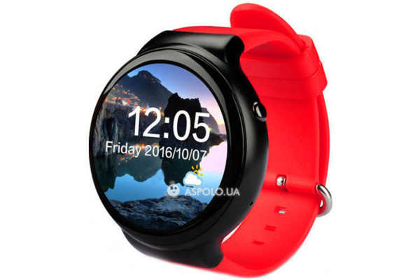 Смарт часы SmartWatch i4 red