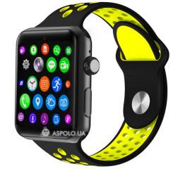 Смарт-часы Lemfo LF07 Plus Black-Yellow