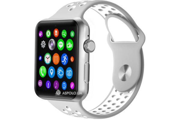 Смарт-часы Lemfo LF07 Plus Grey/white
