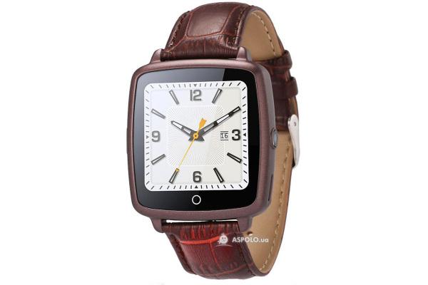 Смарт часы SmartWatch SW11 brown