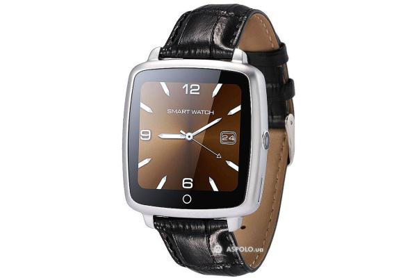 Смарт часы SmartWatch SW11 silver
