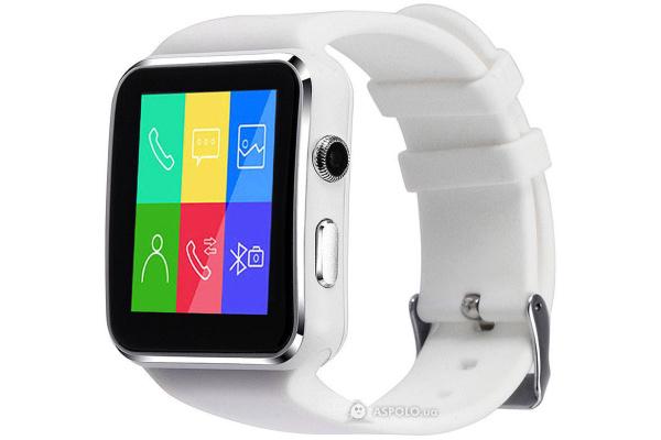 Смарт часы SmartWatch SW13 white