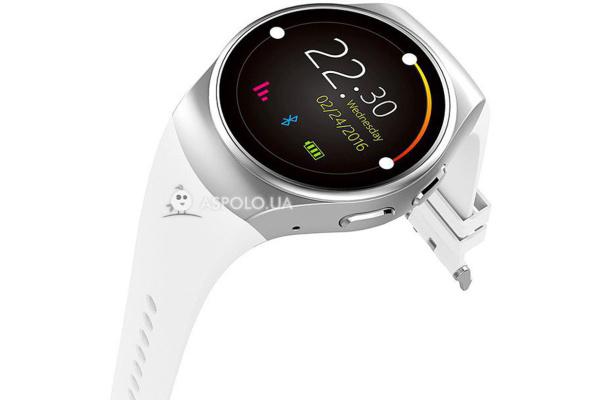 Смарт часы SmartWatch SW15 white