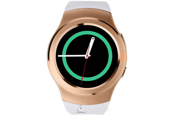 Смарт часы SmartWatch SW15 white/gold