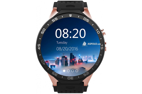Смарт часы SmartWatch SW25 gold