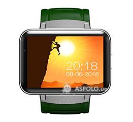 Смарт часы SW98 green