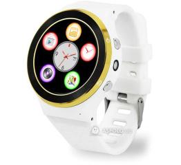 Смарт часы SW99 white-gold