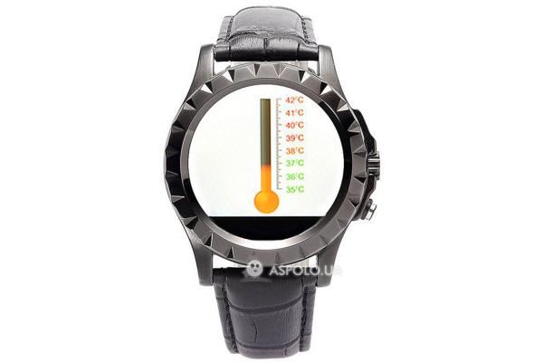 Смарт часы SmartWatch T2 black