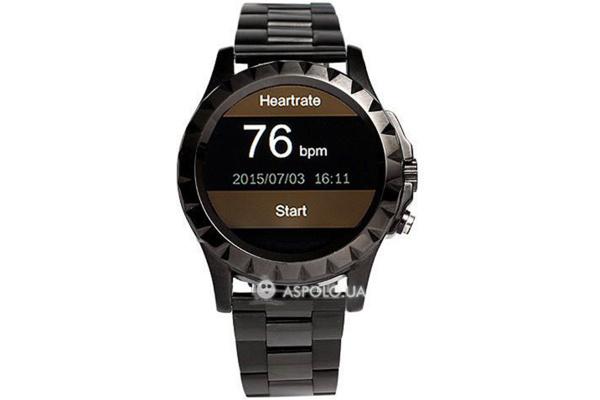 Смарт часы SmartWatch T2 Metal black