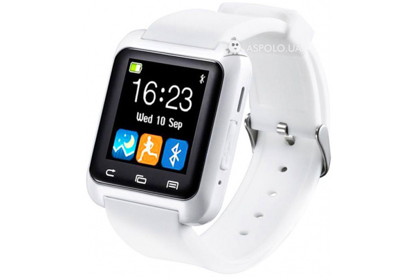 Смарт часы SmartWatch U8 white