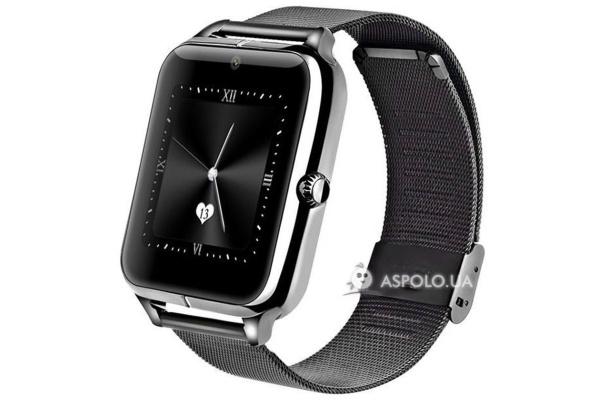 Смарт часы SmartWatch Z50 black