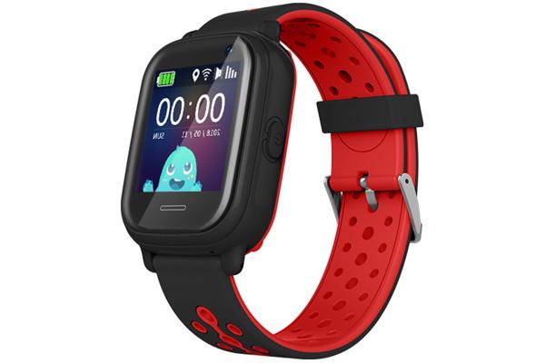 Детские смарт часы Wonlex KT04 Kid sport smart watch Black