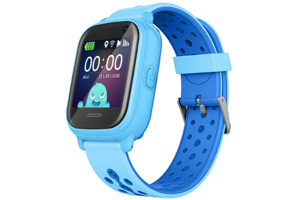 Детские смарт часы Wonlex KT04 Kid sport smart watch Blue