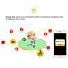 Детские умные часы с GPS трекером и камерой TD05 pink
