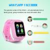 Детские умные часы с GPS трекером K3 blue