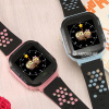 Детские умные часы с GPS трекером Q528 blue