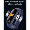 Фитнес-трекер Smart Band M3 Black