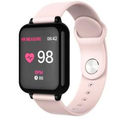 Фитнес браслет Smart Band Supero B57 Тонометр Pink