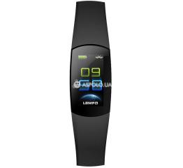 Купить Фитнес браслет Lemfo LT02 Black в Украине