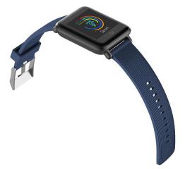 Купить Фитнес браслет Q9 Blue в Украине
