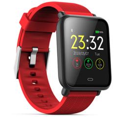 Купить Фітнес-браслет Q9 Red