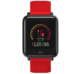 Купить Фитнес браслет Q9 Red в Украине