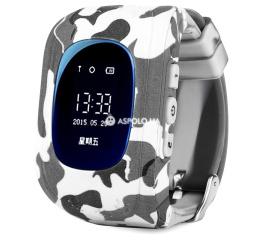 Купить Дитячий смарт-годинник с трекером Smart Watch Q50 military