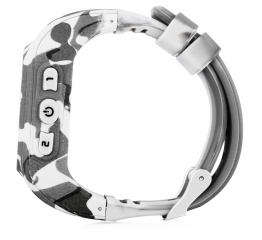 Детские смарт часы GW300 GPS Smart Tracking Watch military