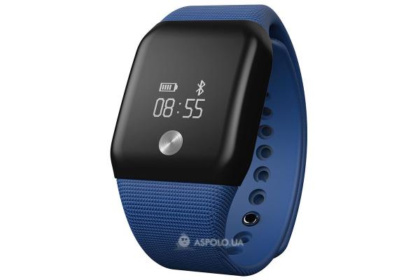 Фитнес браслет Smart Band Smartix A88 Tonometr blue