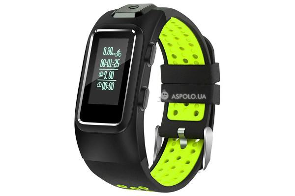 Фитнес браслет Smart Band Smartix DB10 GPS green