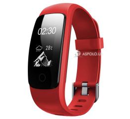 Купить Фітнес-браслет Smart Band ID107 Plus HR Red