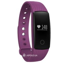 Купить Фітнес-браслет Smart Band ID107 Purple