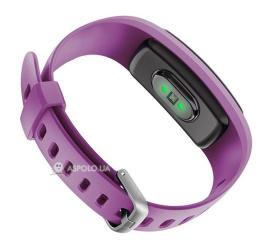 Купить Фитнес браслет Smart Band ID107 Purple в Украине