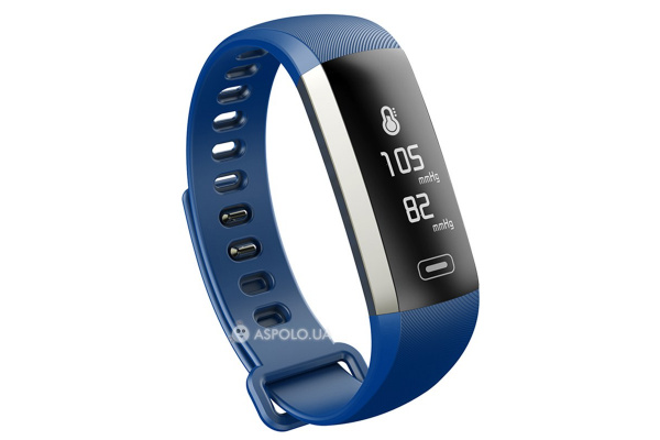 Фитнес браслет Smart Band Smartix M2 Tonometr blue