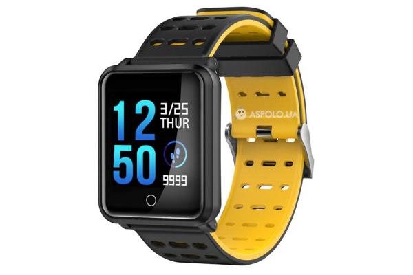 Фитнес браслет Smart Band Smartix N88 Tonometer black