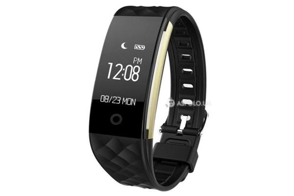 Фитнес браслет Smart Band Smartix S2 black