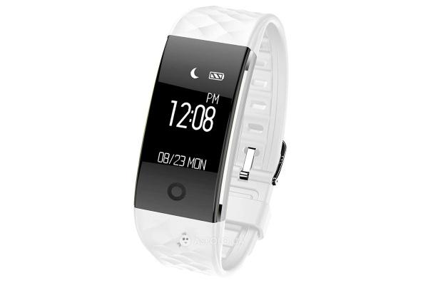 Фитнес браслет Smart Band Smartix S2 white