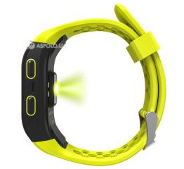 Фитнес браслет Lemfo S908 GPS Green