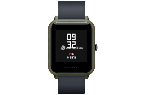 Смарт-часы Amazfit Bip Smartwatch Kokoda Green (Оригинал)