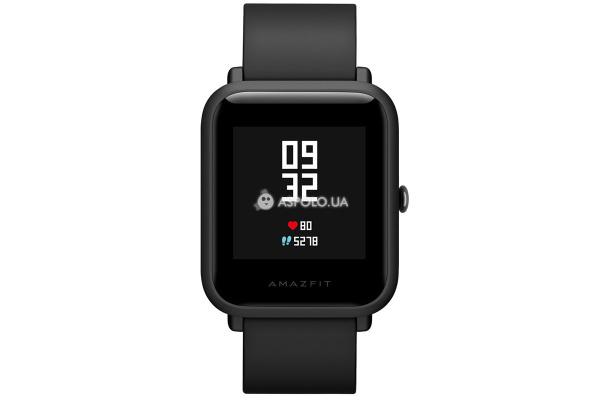 Смарт-годинник Amazfit Bip Smartwatch Onyx Black