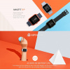 Смарт-часы Amazfit Bip Smartwatch White Cloud (Оригинал)