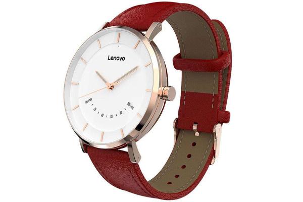 Смарт часы Lenovo Watch S Red