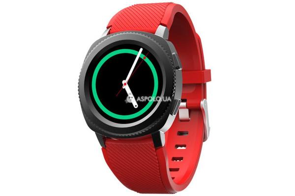 Смарт-часы Microwear L2 Red