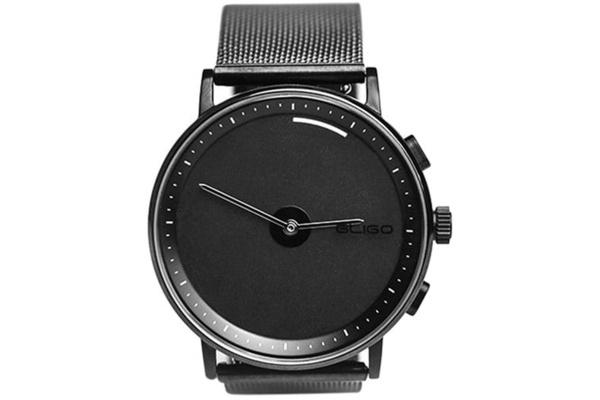 Смарт часы на электронных чернилах GLIGO E-Ink Black