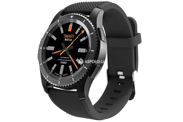 Смарт-часы No.1 G8 Black