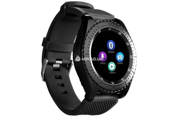 Смарт-часы Z3 Black