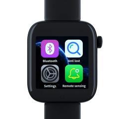 Купить Смарт-годинник Z6 Black в Украине