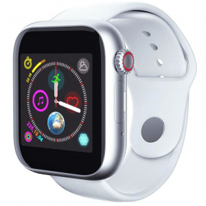 UWatch Smart W6 White 2019